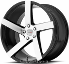 VISSOL V-080L 8,5J19 5x114,3 ЕТ32 DIA73,1 Black with machined face