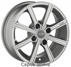 OZ Lounge 8 6,5J15 4x108 ET18 DIA75 Metal Silver Diamond Cut