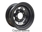 Off Road Wheels №79 Черный 8,0J16 5x130 ET0 D84
