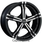 OZ Power 6,5J15 4x108 ET18 DIA75 Diamantata