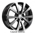 Replay VW158 BKF 6,5J16 5x112 ET33 DIA57,1